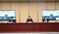 市政府召開全市質量大會 ——新柴受邀參加交流發言